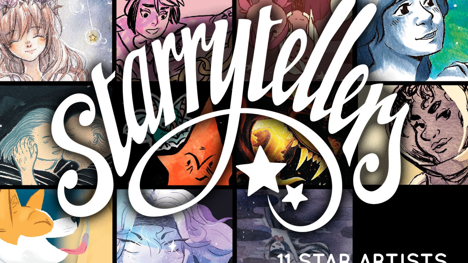 A comics anthology on the theme of stars. 10 original full colour star-inspired stories by 10 Australian women.