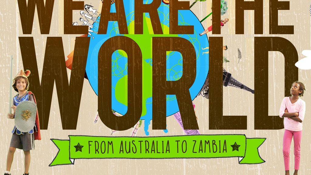 We Are the World: From Australia to Zambia project video thumbnail