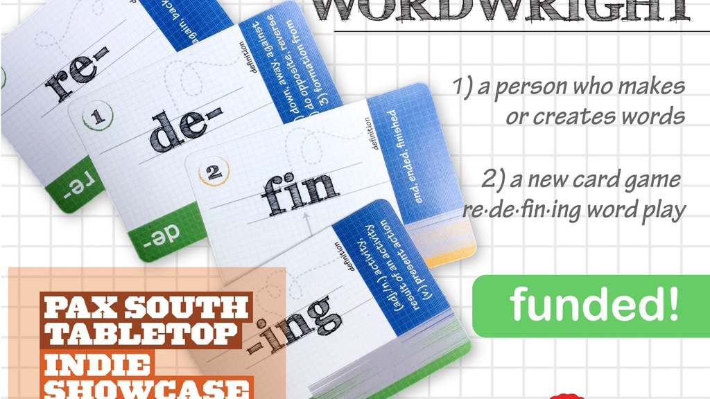 Wordwright: re·de·fin·ing word play project video thumbnail