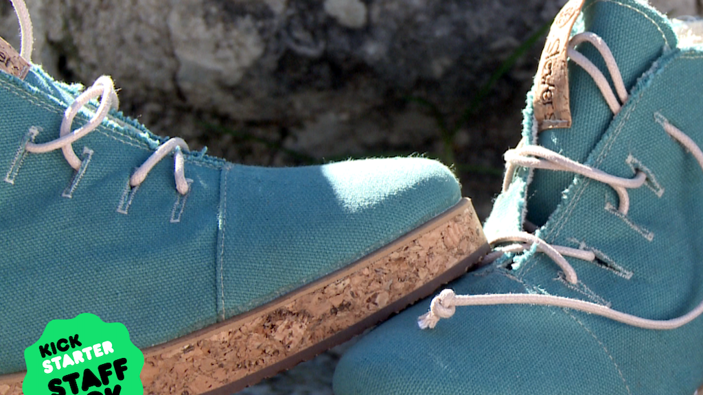 SLOWERS shoes | Organic, Vegan & Bonito project video thumbnail