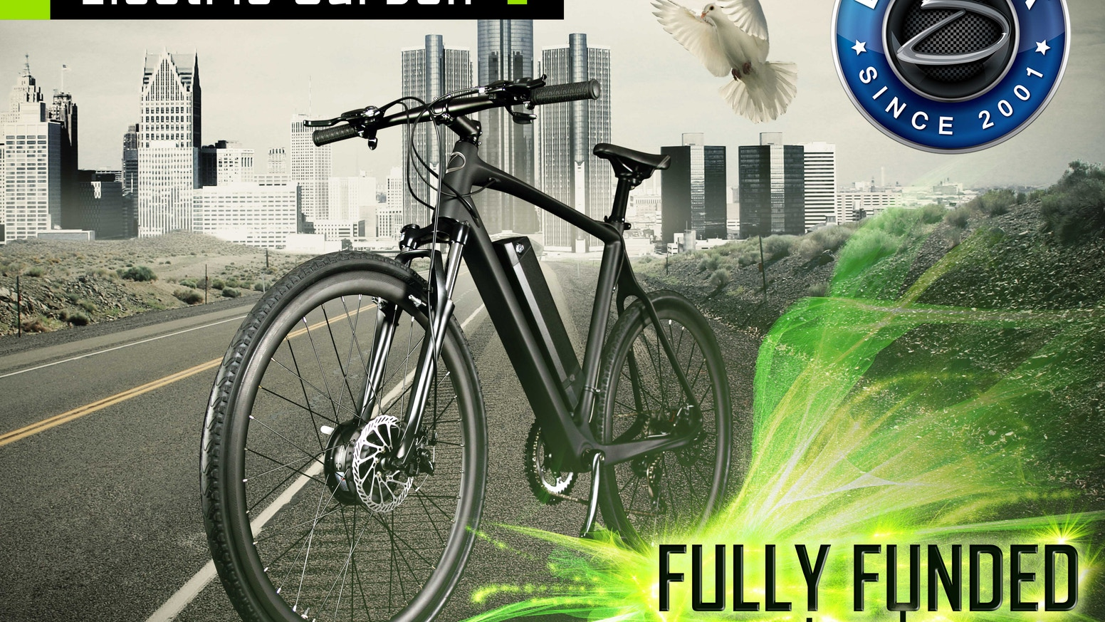 Daymak EC1 ebike - Carbon Fiber Electric Bicycle by Daymak Inc