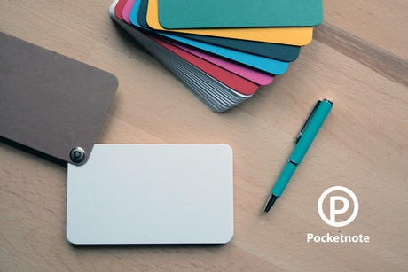 how to make a pocket sized notebook