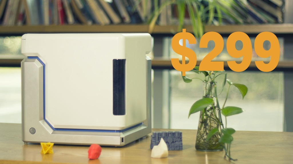 Anvil: the TRUE USER-FRIENDLY 3D printer for EVERYONE project video thumbnail
