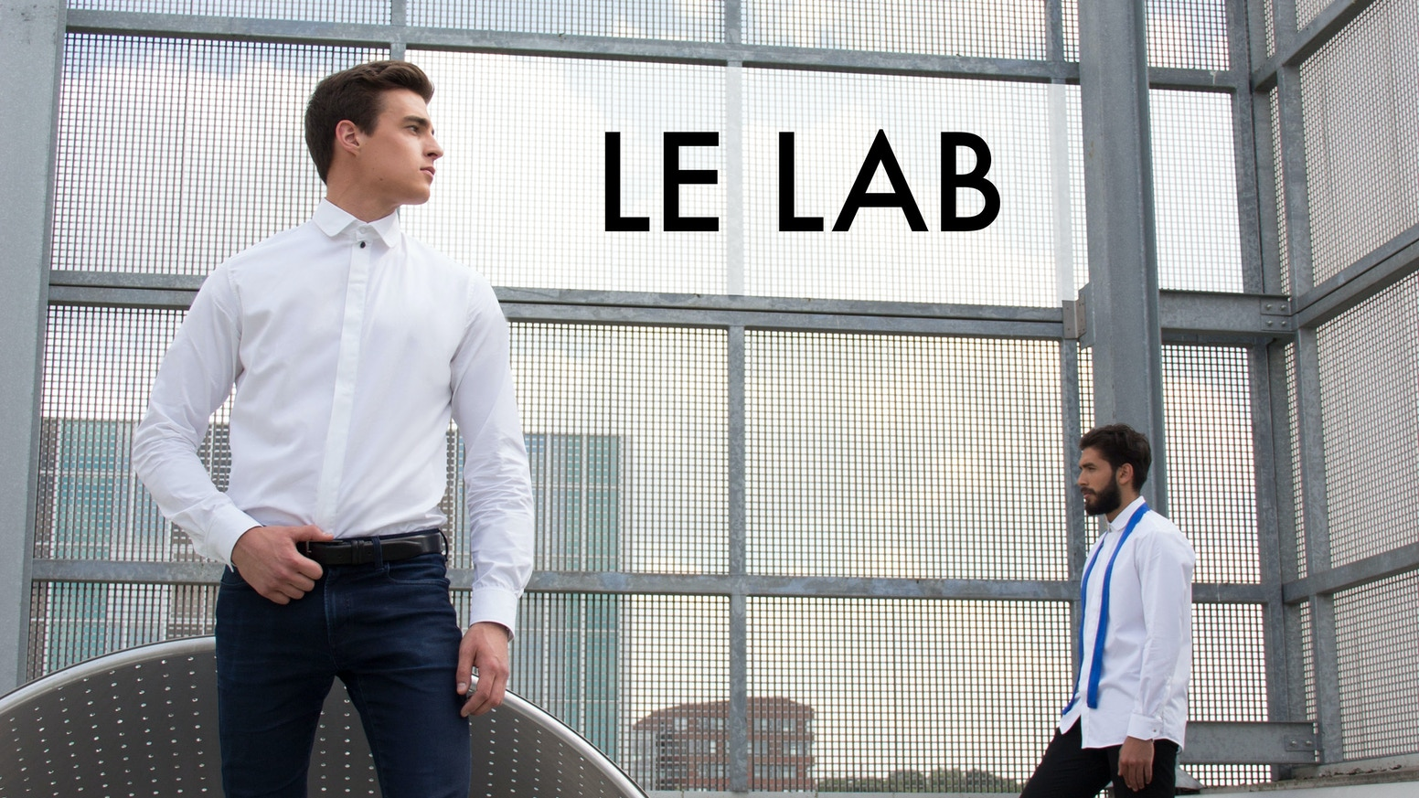 Stain-repellent, antiperspirant, stretch, elegant... Le Lab created the Ideal shirt by combining the best of style, cut and fabric.