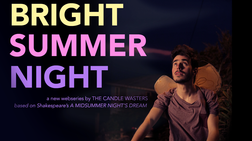 Bright Summer Night project video thumbnail