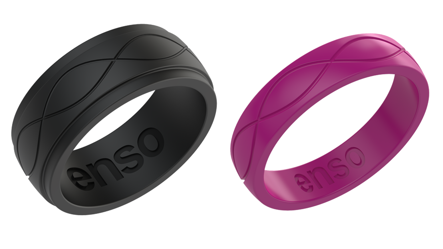 enso sports gym studded wedding for the outdoors life rings silicone functional product and everyday by ring