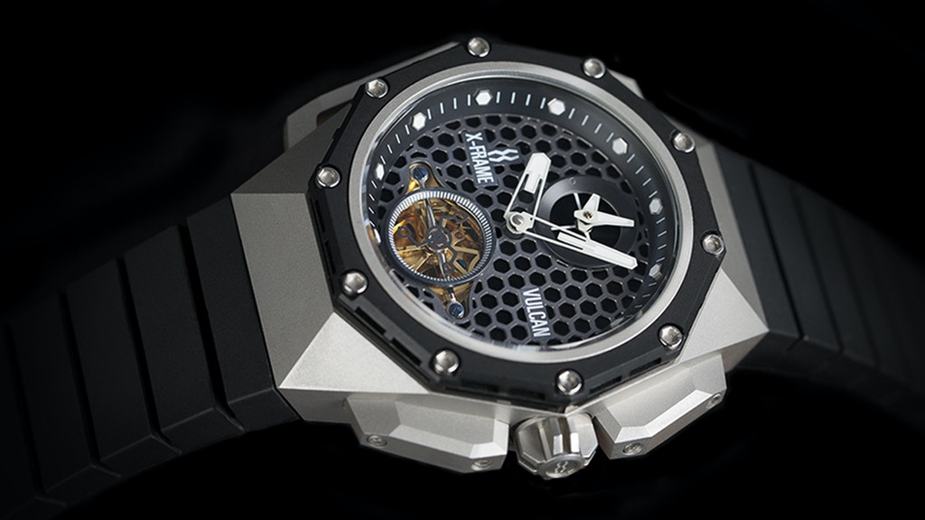 The X-Frame Mechanical Watch Relaunch project video thumbnail