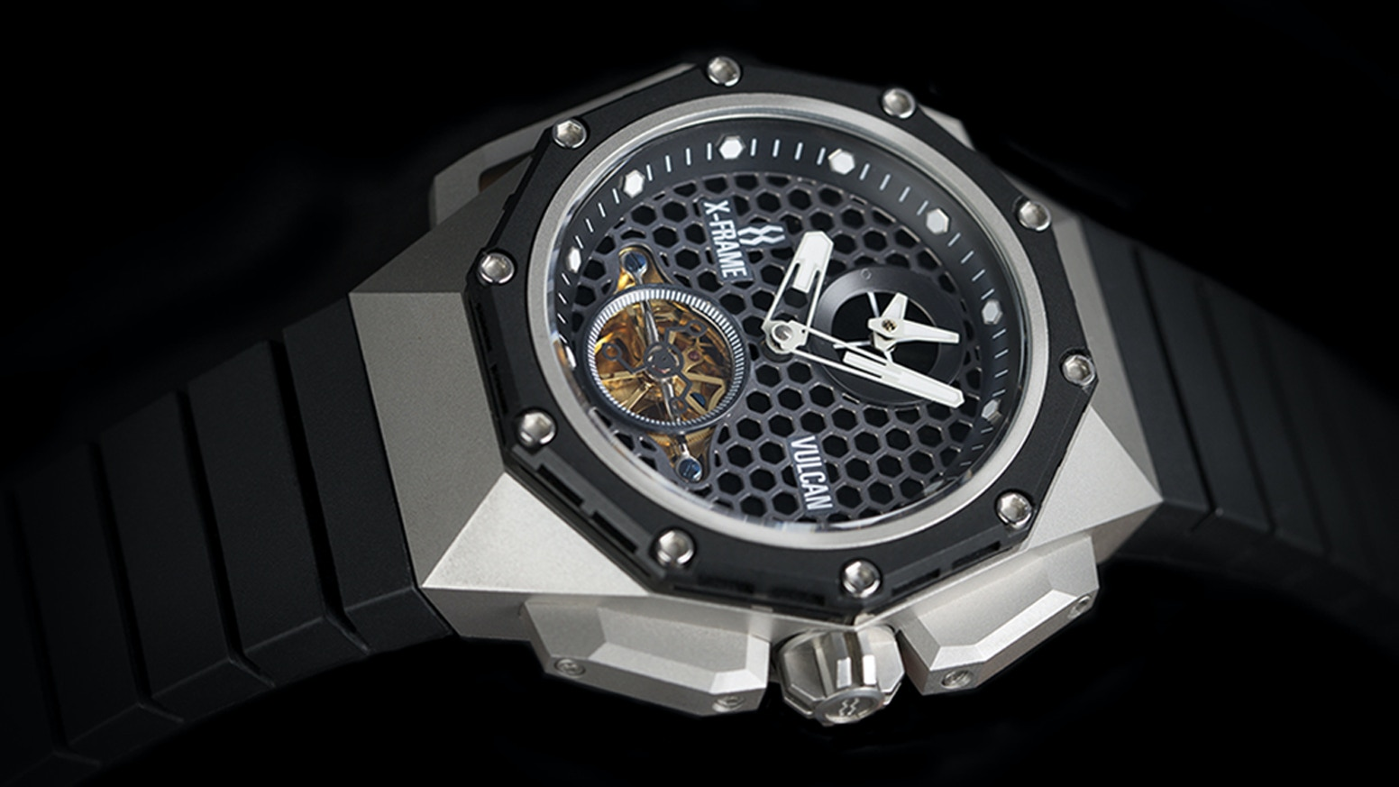 The One and Only X-Frame Mechanical Watch Is here