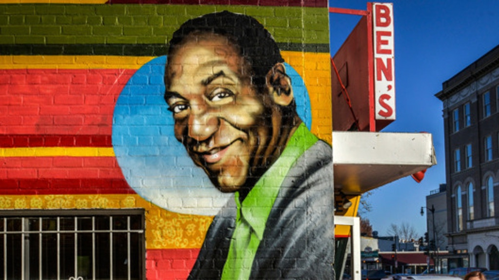 Project image for Why it's time for this Cosby mural to come down