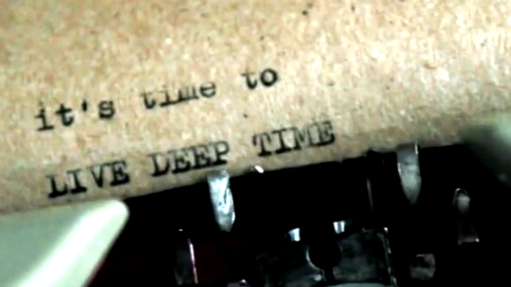 Living Deep Time Year 000001 – A Calendar for Now project video thumbnail
