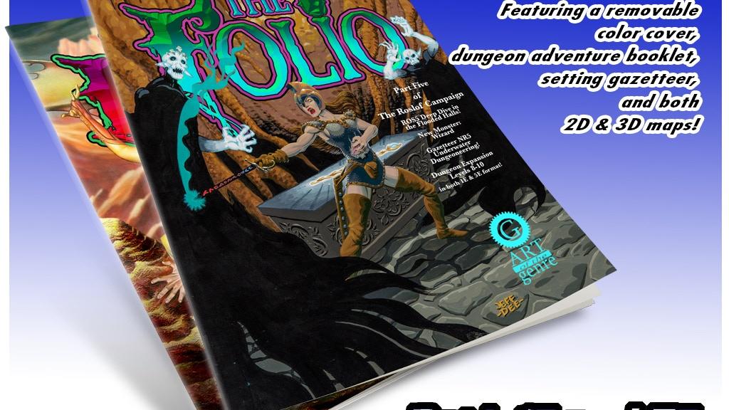 The Folio #5 & #6, in 1E & 5E Format project video thumbnail