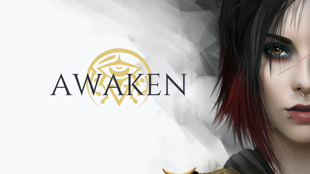 Awaken - A  Dark Fantasy Tabletop RPG project video thumbnail