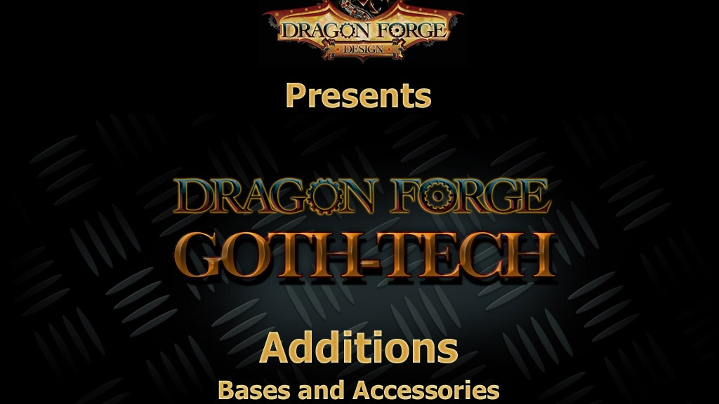 Project image for Goth-Tech  Additions - Expansion Base Set (Canceled)