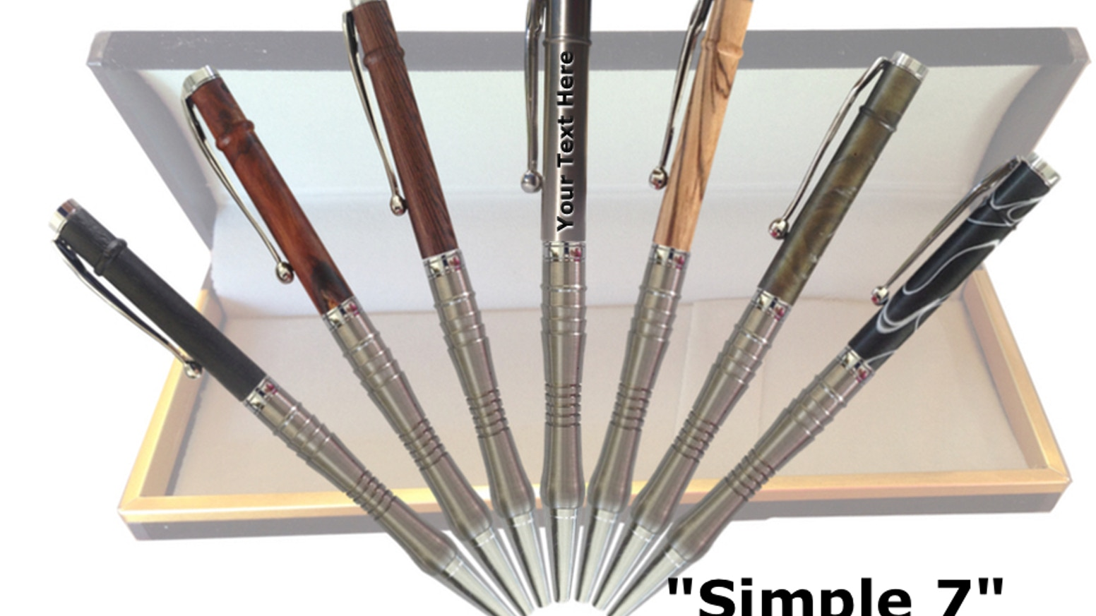 Simple 7 designed tungsten writing pens by beck kickstarter simple 7 designed tungsten writing pens nvjuhfo Gallery