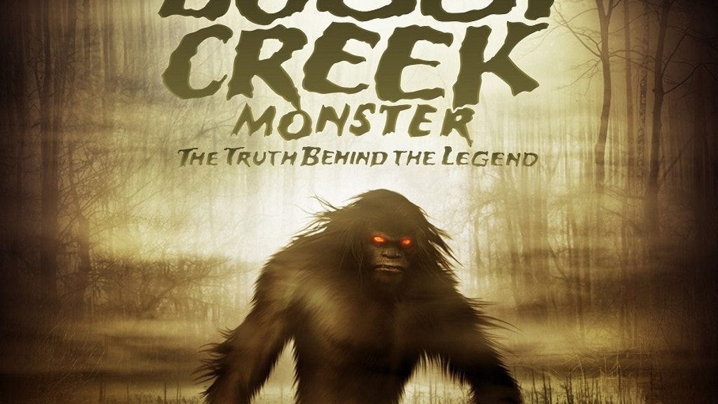 Boggy Creek Monster project video thumbnail