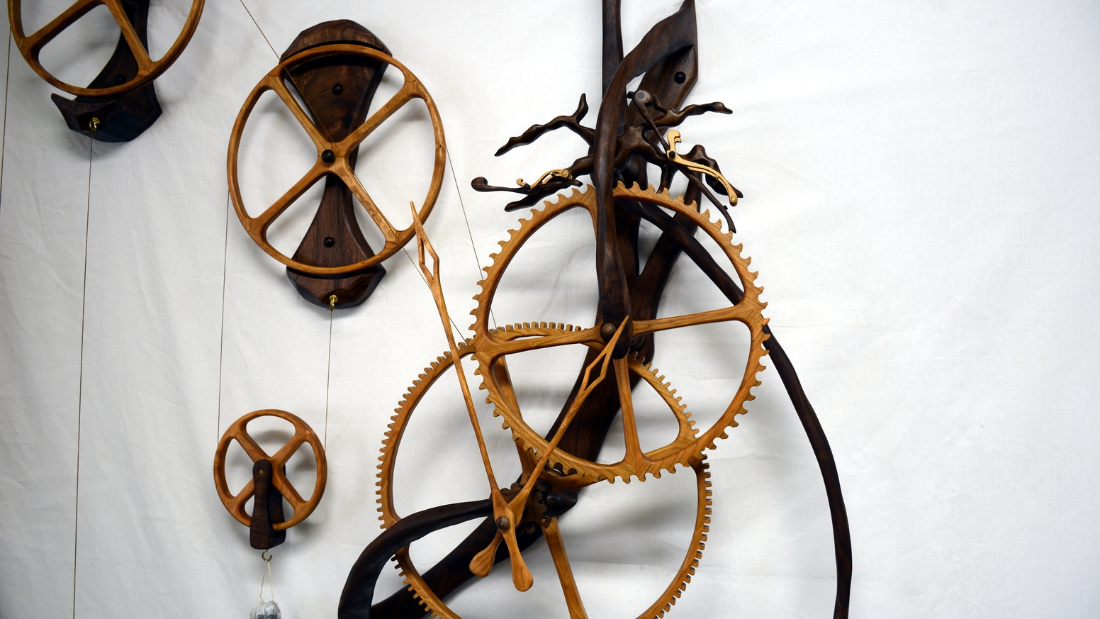 Clockwright Large Scale Analogue Time Machines By Rick Hale