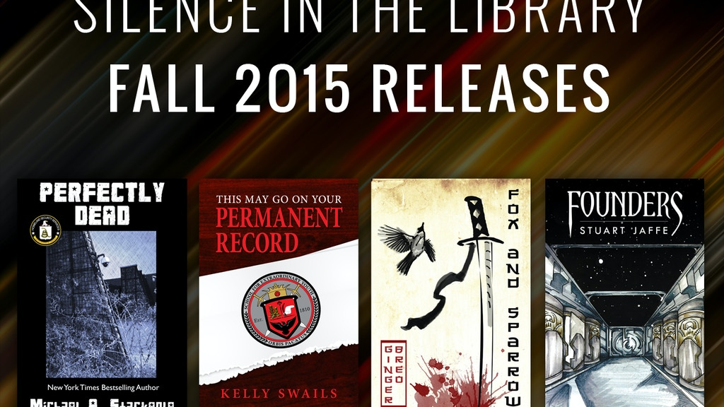 Silence in the Library Publishing Fall 2015 Releases project video thumbnail