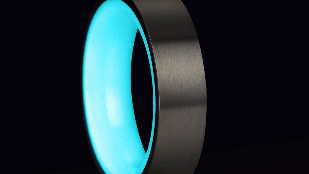 Lumus Ring: Laser Luminance Technology project video thumbnail