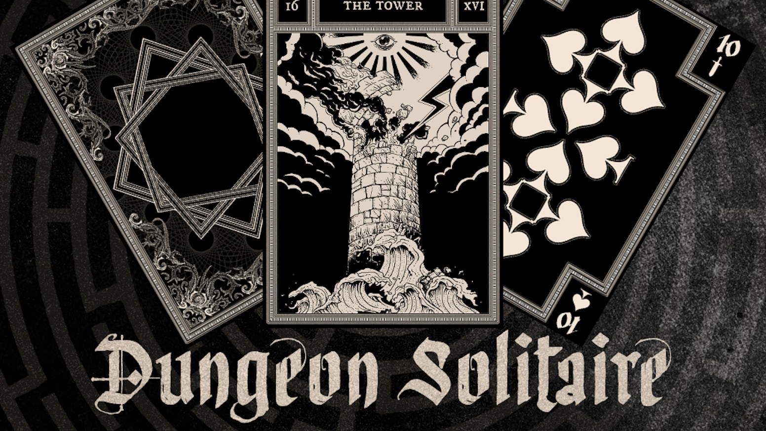 Dungeon Solitaire: Labyrinth of Souls by Matthew Lowes