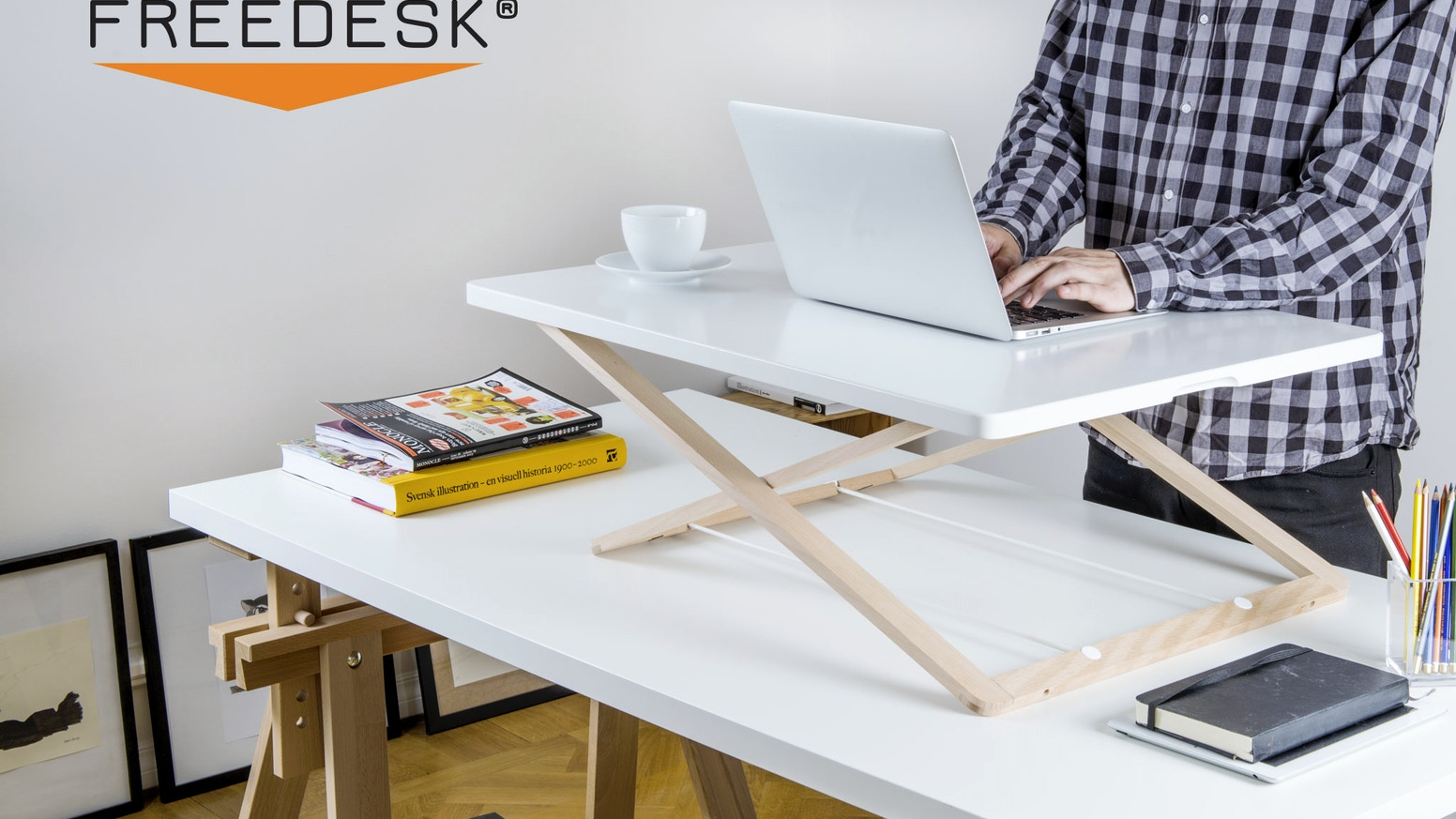 Standing Desk By Freedesk