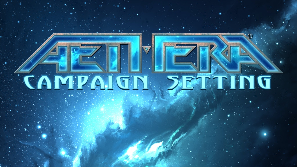 Aethera Campaign Setting project video thumbnail