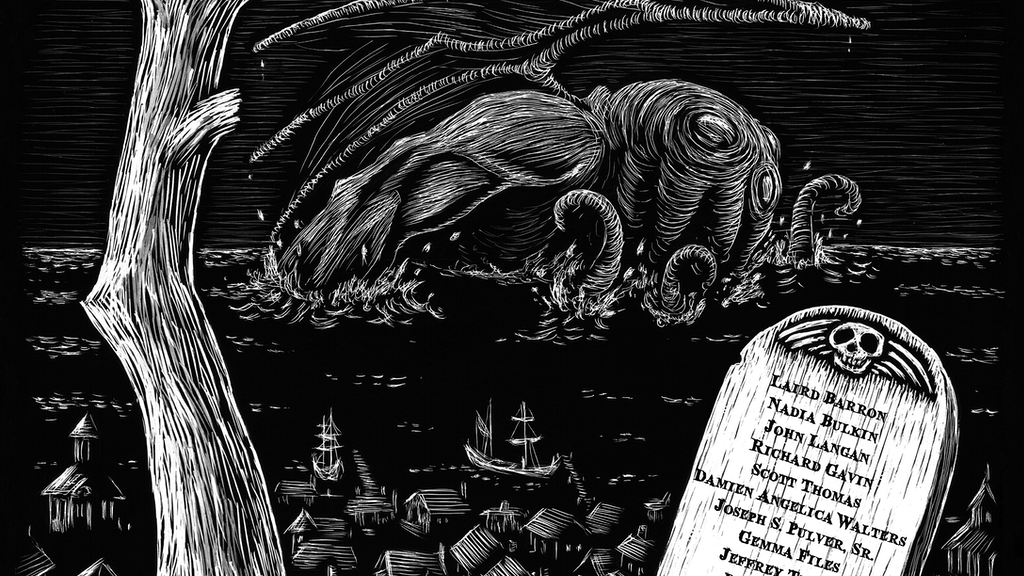 Autumn Cthulhu: Tales of Lovecraftian Horror project video thumbnail