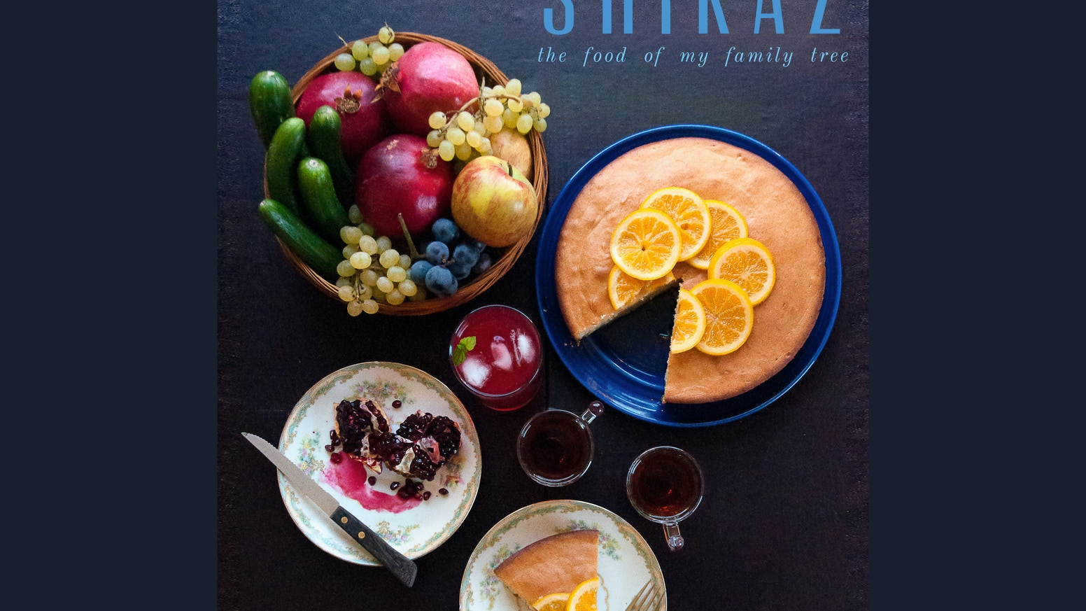 Shiraz the cookbook by shireen rahimi kickstarter in shiraz traditional and modern family recipes tell a story of inherited love through delicious persian comfort food forumfinder Choice Image
