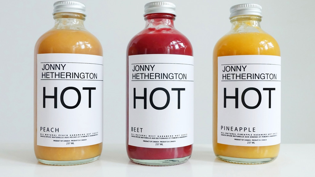 Jonny Hetherington Habanero Hot Sauce Trio project video thumbnail