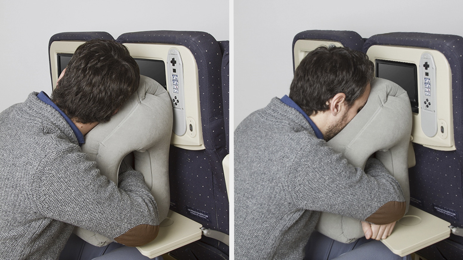 Woollip is an innovative frontal travel pillow that will allow you to find your ideal sleeping position. It's time to get on board!