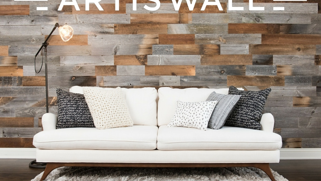 Artis Wall: Removable Reclaimed Wood Accent Walls project video thumbnail