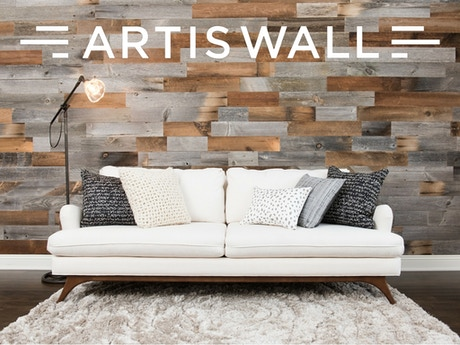 Artis Wall Removable Reclaimed Wood Accent Walls By Will