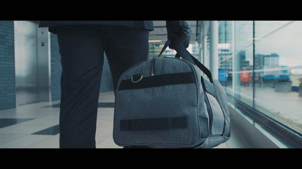 VENQUE - The Future of Duffle + Backpack 2in1 project video thumbnail