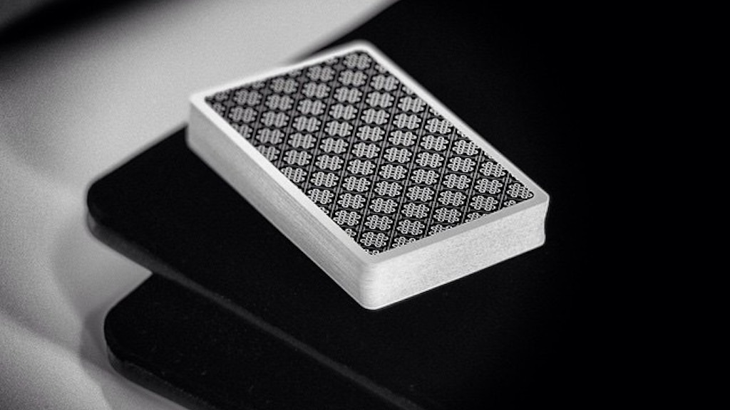 Black Mint Playing Cards project video thumbnail