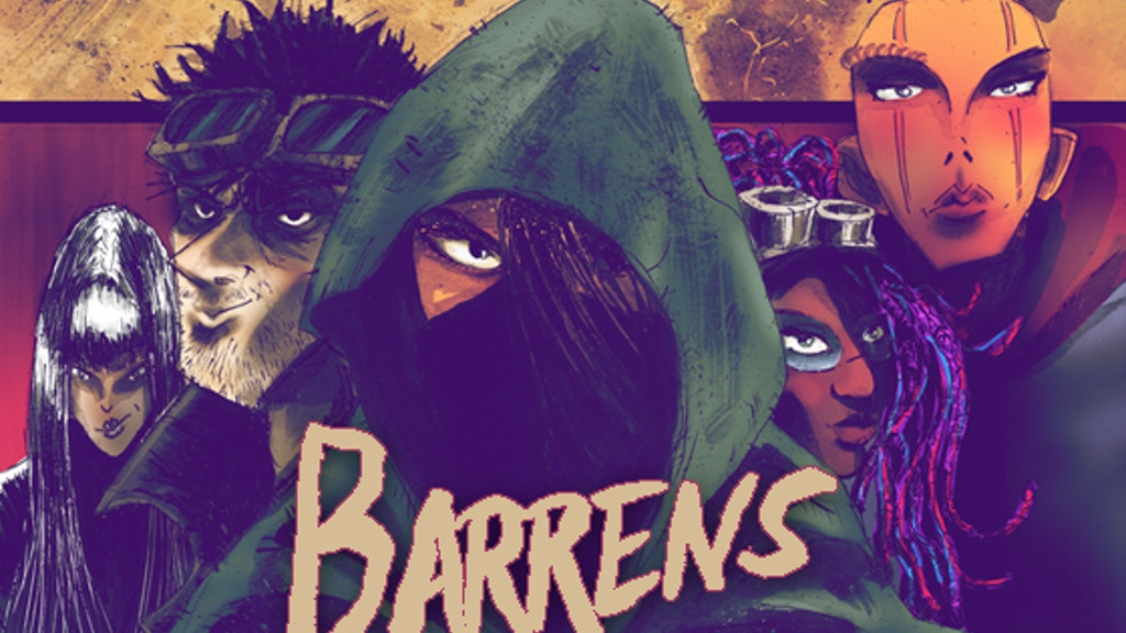 Barrens #1 project video thumbnail