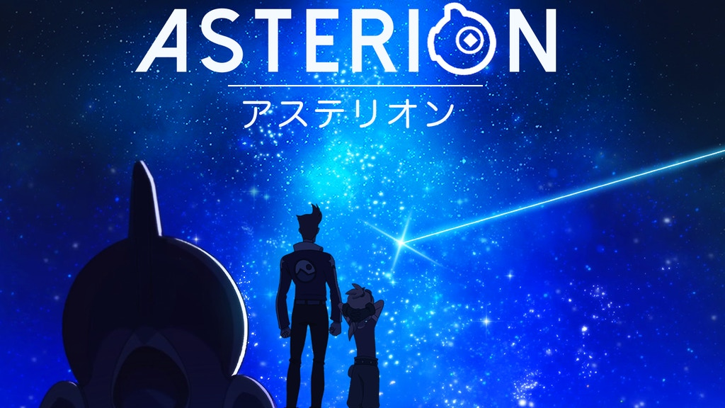 ASTERION The Pilot Episode project video thumbnail