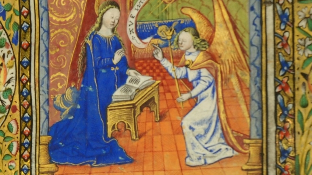Concert - Horae: A Musical Book of Hours, March 4-6, 2016 project video thumbnail