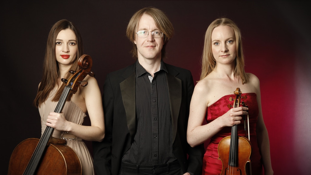 Rautio Piano Trio recording Beethoven, Schubert and Hiller project video thumbnail