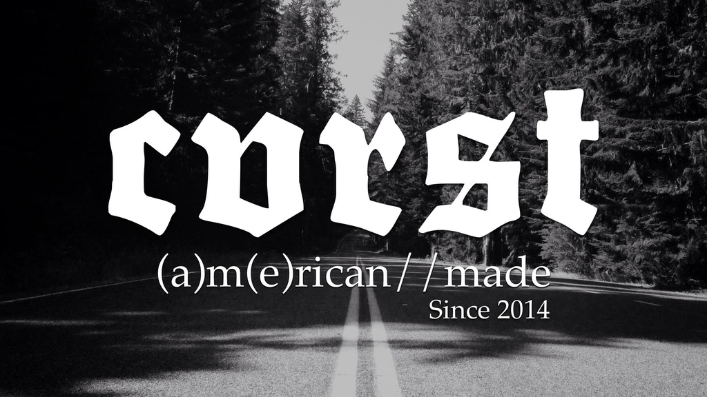 CVRST - Functional clothing made in USA project video thumbnail