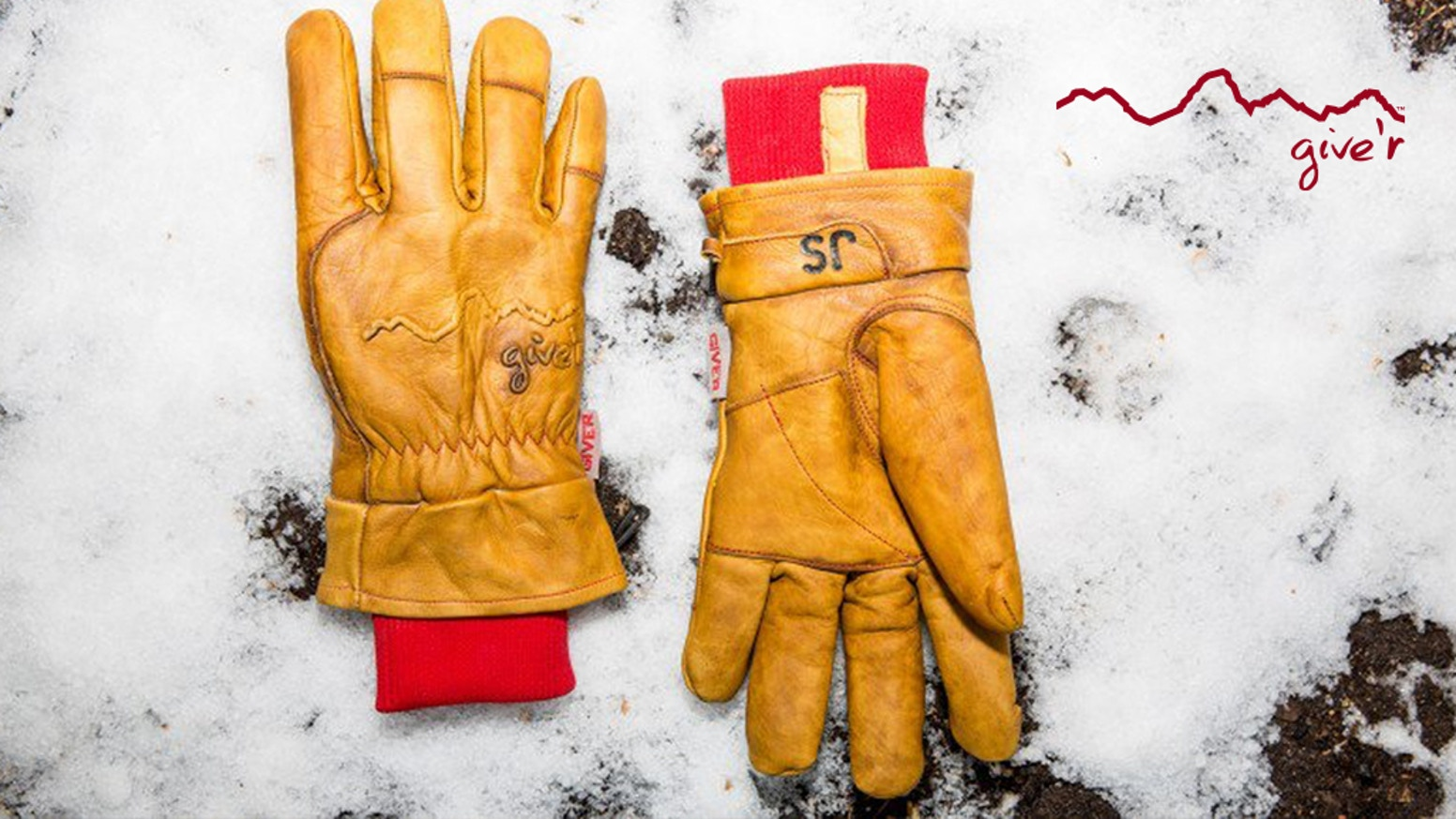 The world's most comfortable, versatile, and durable pair of waterproof, all-leather, insulated gloves.  Made for the Give'r in us all.
