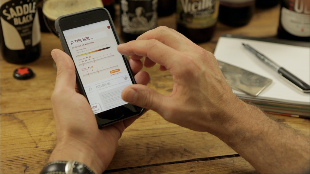 ALL BEER Finder App: find the perfect beer for any occasion project video thumbnail