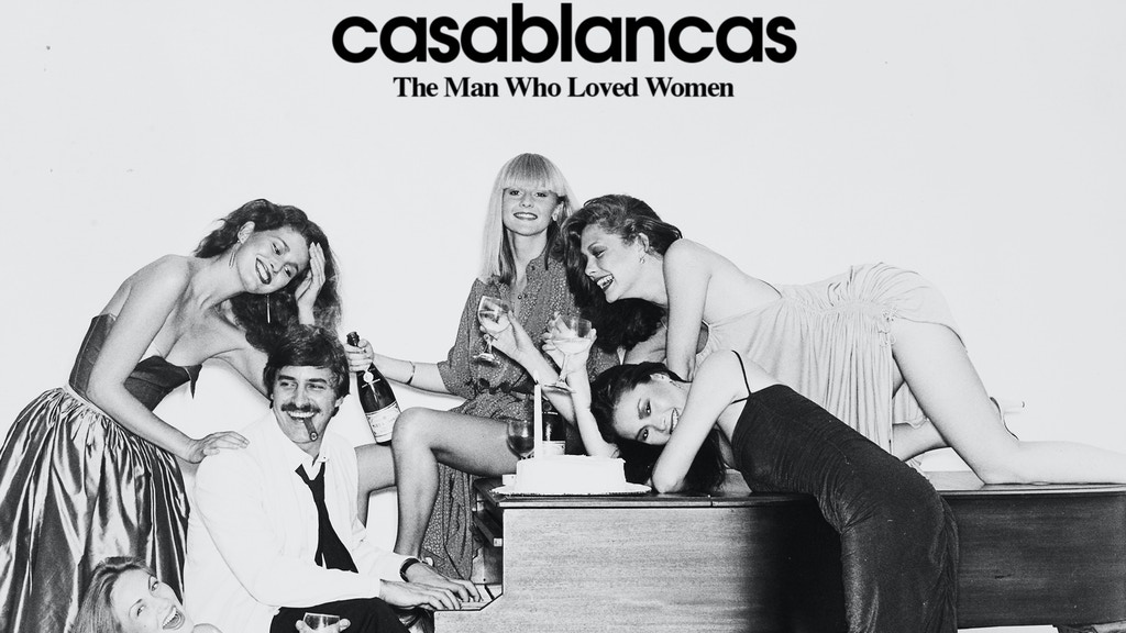 Casablancas | The Man Who Loved Women project video thumbnail