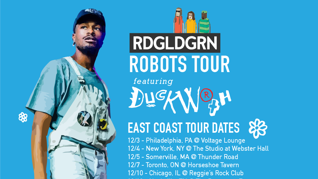 DUCKW®TH EAST COAST TOUR project video thumbnail