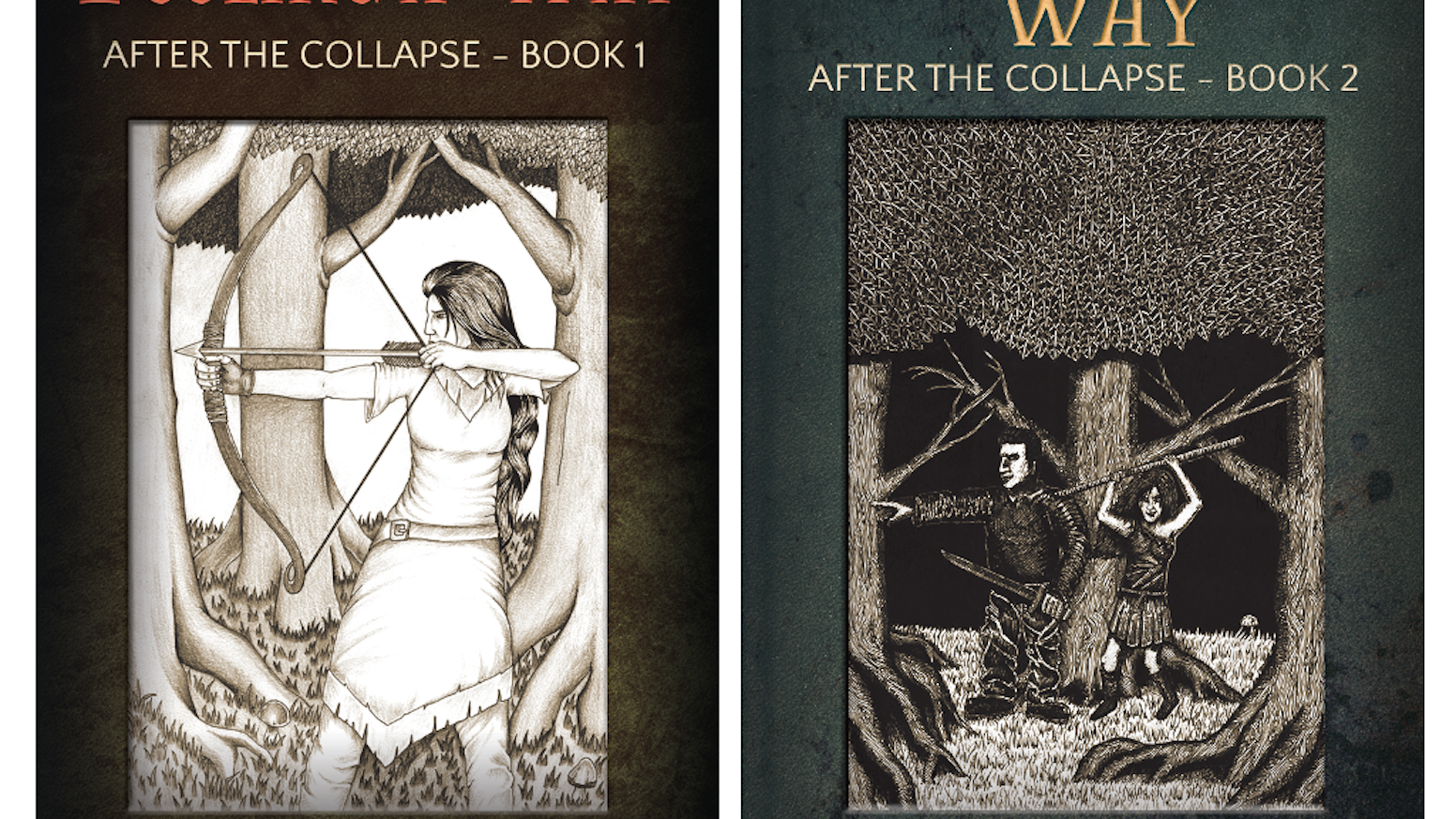 Thanks for making the campaign for cover art and design for A Final Way, the third and final book in the After the Collapse series from S. A. Gibson, a success. The artist is hard at work on the new cover.