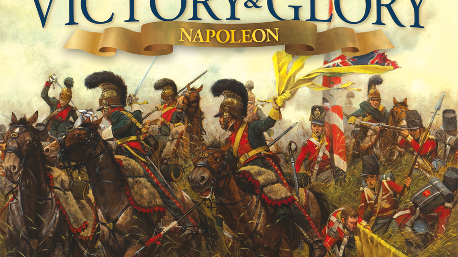 A board game of grand strategy and fast-play tactical battles...  Fight the entire Napoleonic Wars!
