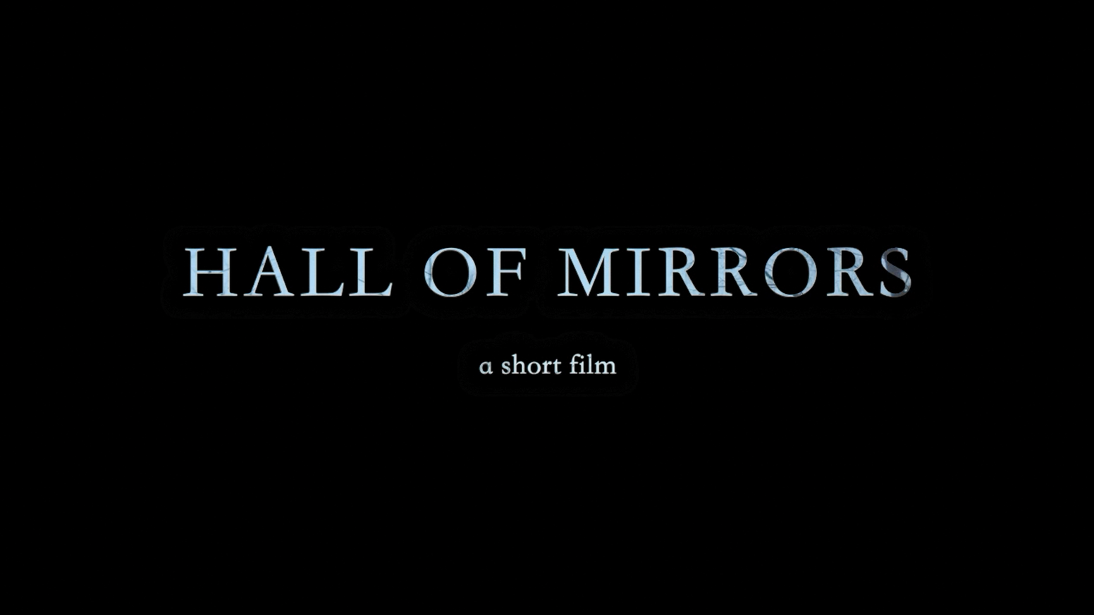 """""""Hall Of Mirrors"""" is a short drama/comedy aimed to raise awareness and support for the Body Dysmorphic Disorder and its sufferers."""