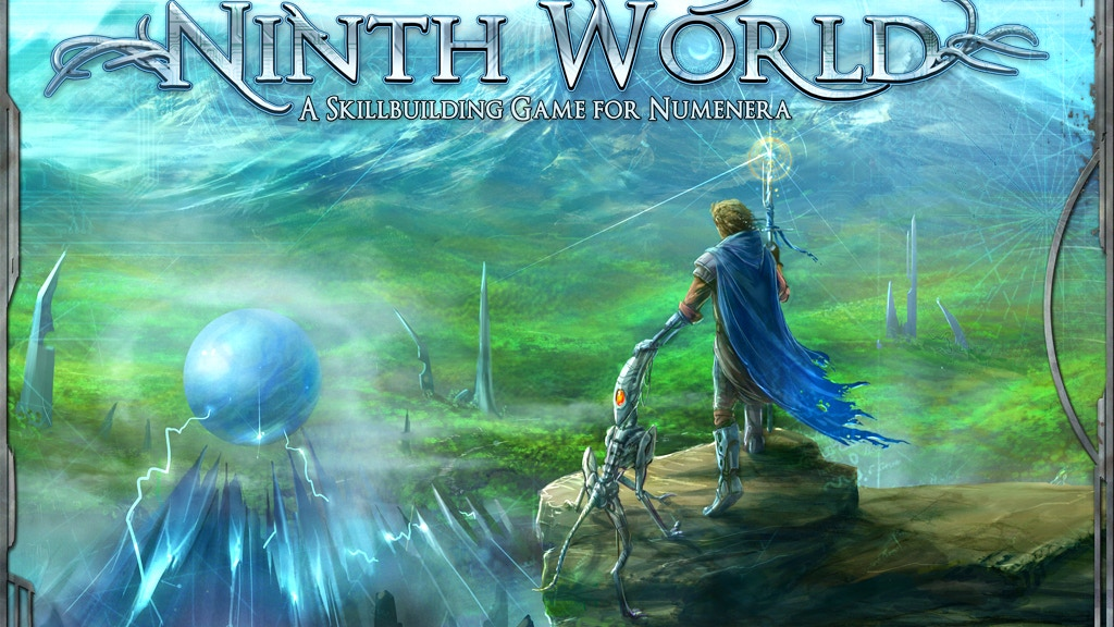 The Ninth World: A Skillbuilding Game for Numenera project video thumbnail