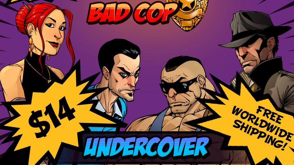 Good Cop Bad Cop: Undercover project video thumbnail