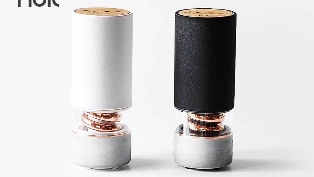 Pavilion : Wireless Speaker & D-Spiral Acoustic System project video thumbnail