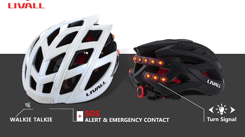 LIVALL Smart and Safe Bike Helmet project video thumbnail