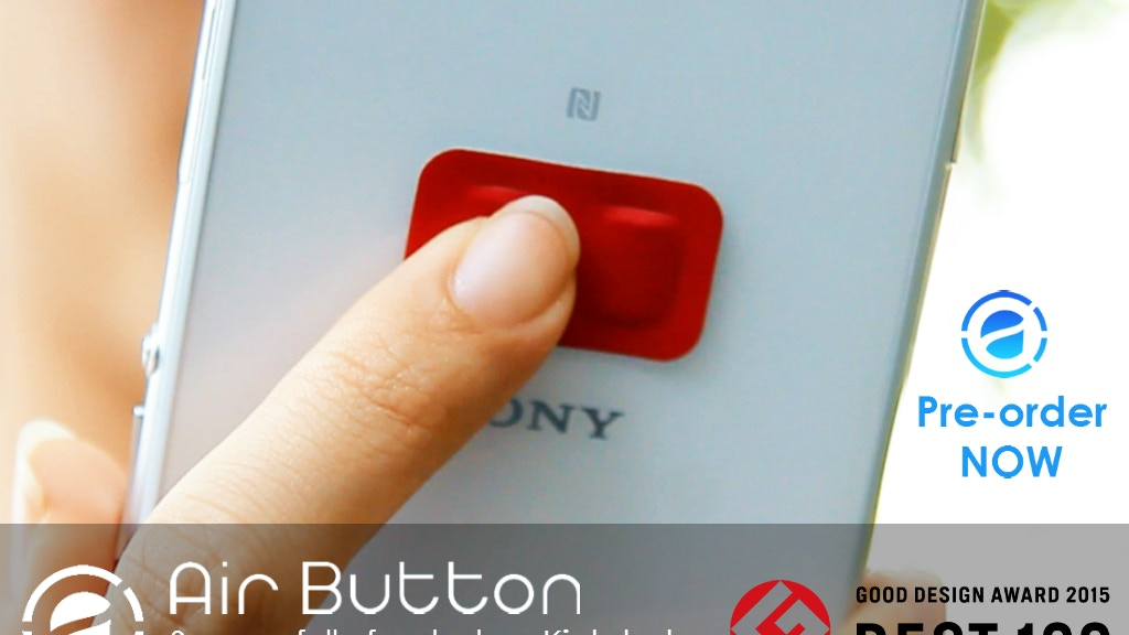 Air Button - The Last Button You'll Need for Your Mobile project video thumbnail
